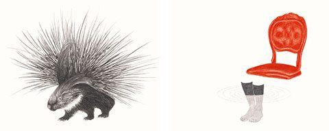 Zeichensprachen. Zeichnerinnen und Zeichner aus Weißensee